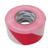 Barrier Tape (Red/White) 70mm x 500m