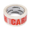 """Packaging Tape - """"Handle With Care"""" 48mm x 66m"""