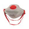Respirator Fold Flat Valved Face Mask FFP3 NR face masks - Single