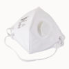 Respirator Fold Flat Valved FFP2 NR - Single Mask