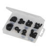 Assorted Rubber Grommets 35pce