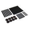 Assorted Self-Adhesive Pads 125pce