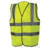 """Hi-Vis Waistcoat Class 2 Size Large 108 - 116cm (42 - 46"""")"""