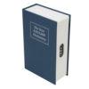 3-Digit Combination Book Safe Box
