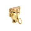 Fanlight Catch (Brass 65mm)