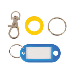 Key Rings and Accessories