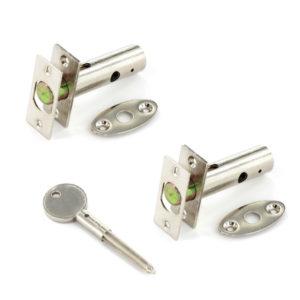 Door Bolts (Lockable)