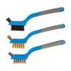 Mini Wire Brush Set (Pack of 3)
