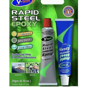 Steel Adhesive & Epoxy Putty